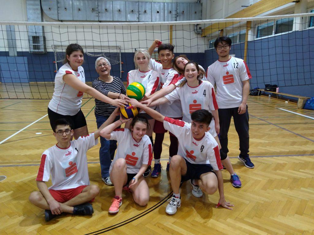Oberstufe Mixed-Team